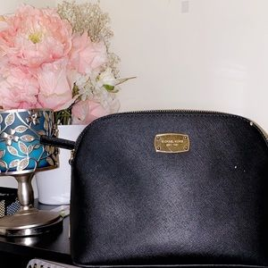 Michael Kors cross body black bag.